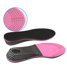 100PAIRS/ LOT Eva Height Increase Insole Comfortable Eva 5CM Height Increase Elevator Heel lifts Shoe Insole Inserts Pad