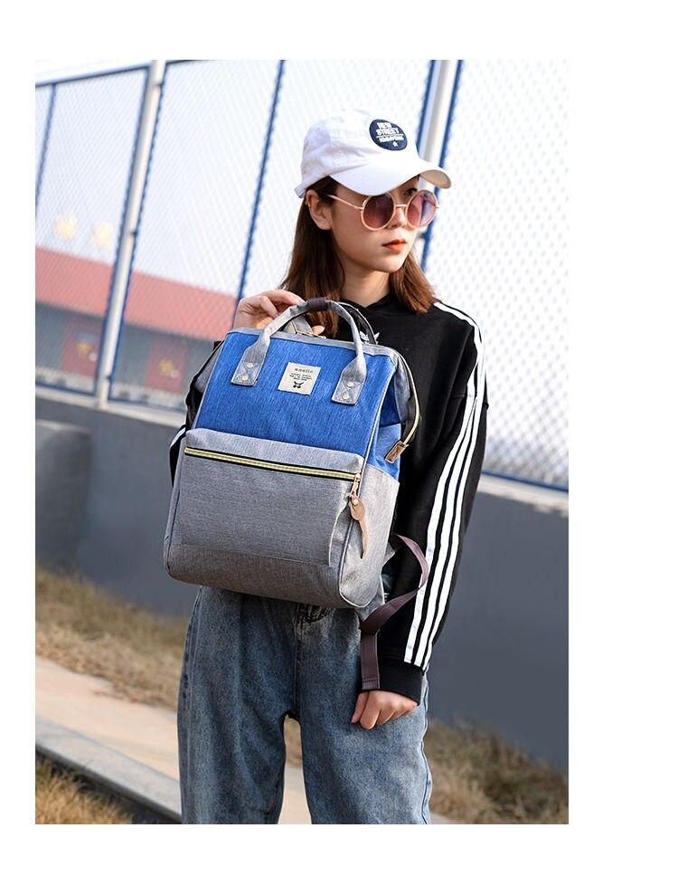 HTB13boHPHvpK1RjSZFqq6AXUVXav 2019 Korean Style oxford Backpack Women plecak na laptopa damski mochila para adolescentes school bags for teenage girls