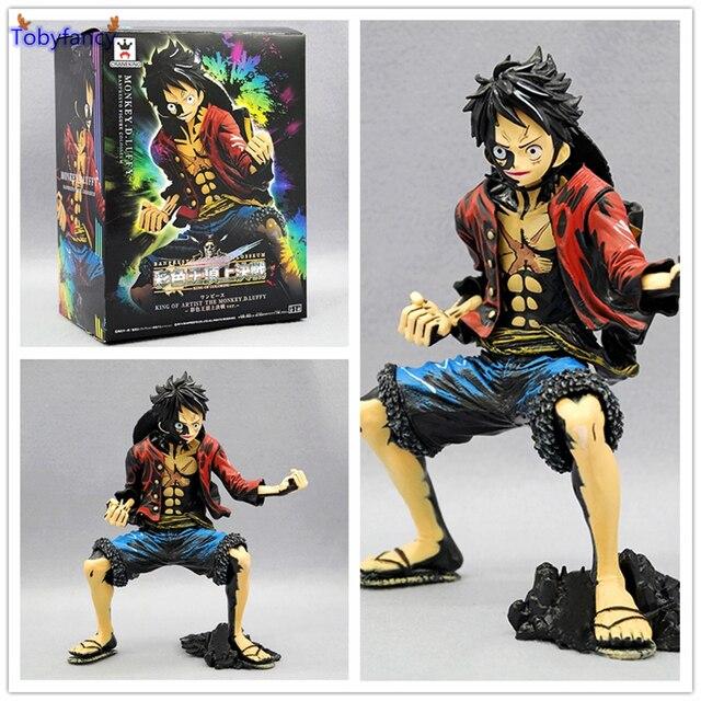 Tobyfancy One Piece Figure Luffy Gear 2 Pop One Piece ...