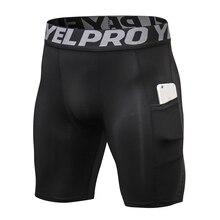 Pantalones Cortos de Compresión para Hombre