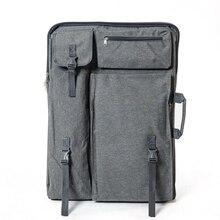 Grand sac dart pour planche à dessin peinture ensemble voyage croquis sac pour croquis outils toile peinture Art fournitures pour artiste