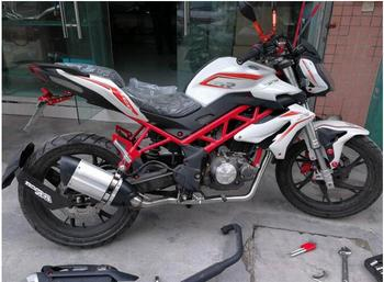 Motorcycle Full System Exhaust For Benelli bj150