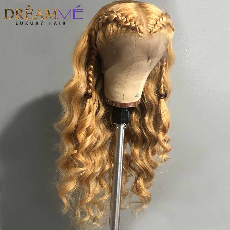 # 1B/99J encaje de colores frente pelucas de cabello humano 13X6 parte profunda de la onda del cuerpo de la peluca con malla frontal rojo burdeos Remy Peluca de encaje M (medio ratio)