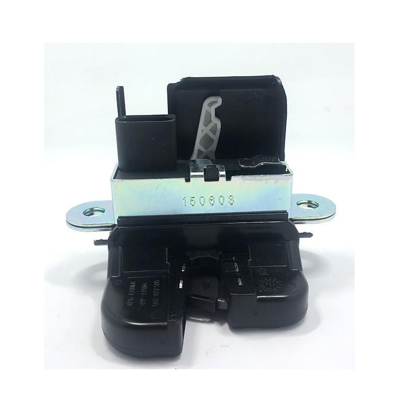 Original OEM Trunk Lock Block Rear Trunk Lid Lock Latch For Golf 7 New POLO Tiguan Scirocco 5ND 827 505 1K8 827 505 B