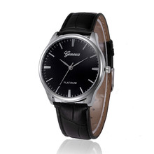 clock caseual fashion men watches 2017 brand luxury Retro Design Leather Band Analog Alloy Quartz Wrist Watch sport Dress time