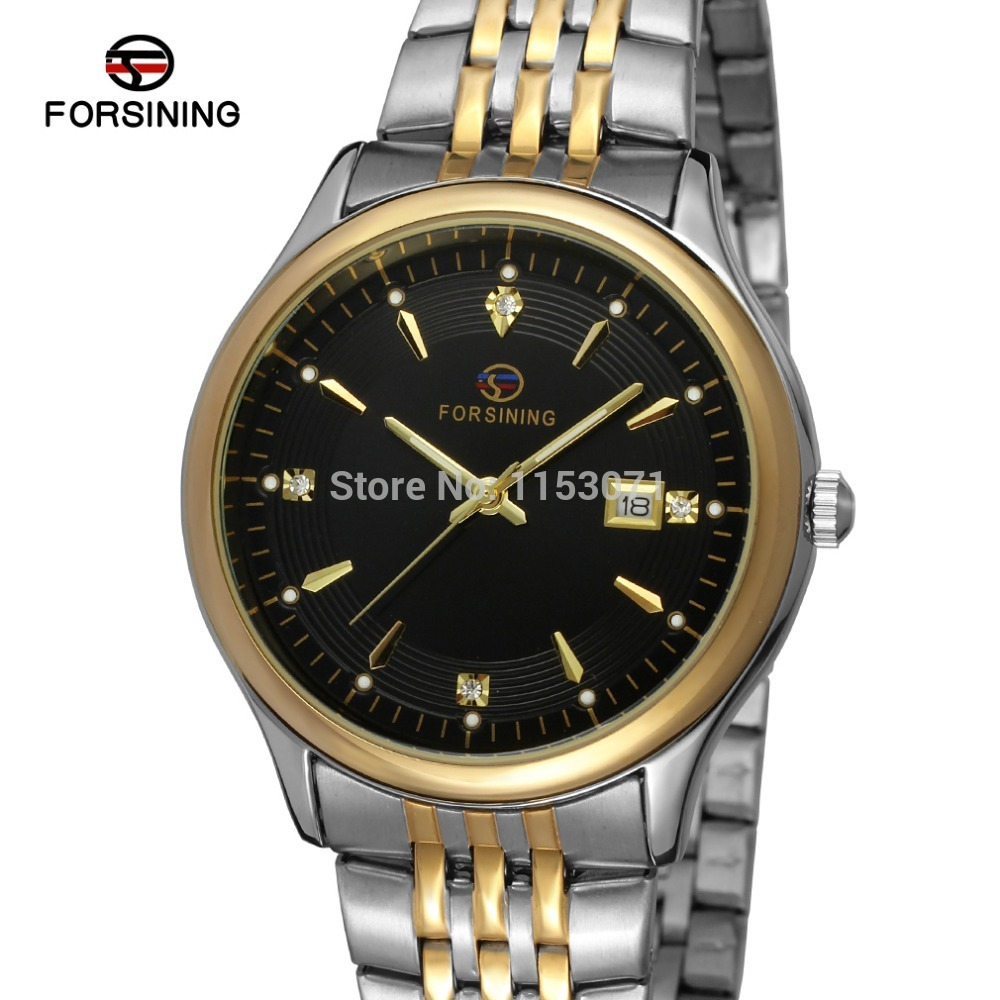 FSG8088Q4T2 new quartz  stainless steel bracelet fashion classic men black color watch with original gift box   free shipping iw 8758g 3 men s and women s quartz watch fabric classic canterbury stainless steel watch with multi color striped band