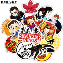 30 Pcs/set DMLSKY Stranger Things album sticker Waterproof Scrapbooking for Car Luggage Laptop Phone Decal M3622