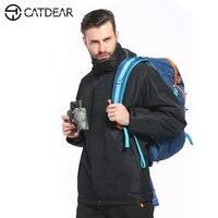 Haute qualité Hommes vêtements sports de plein air Coupe-Vent survêtement Montagne escalade veste imperméable randonnée homme imperméable