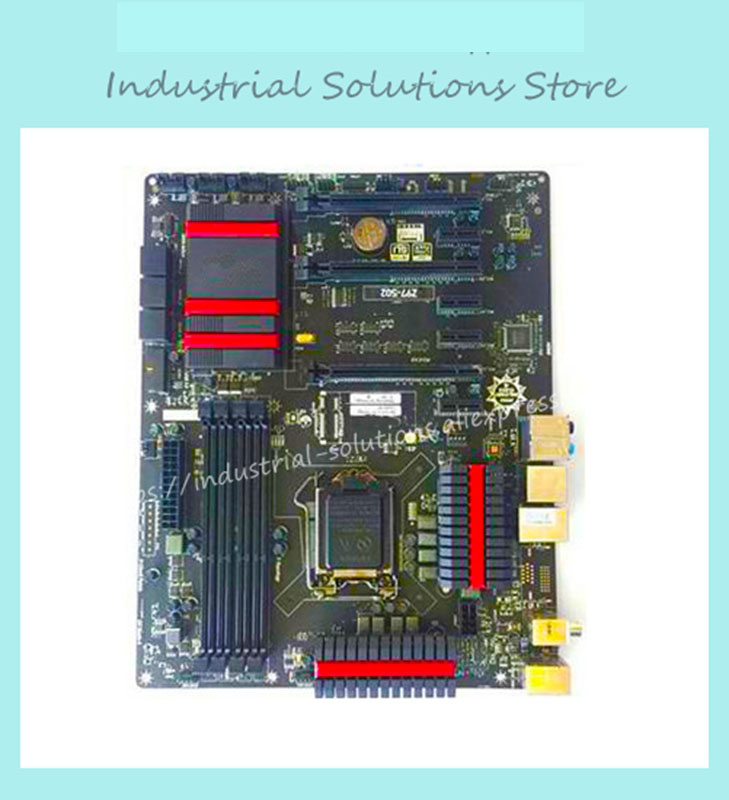 Z97-S02 LGA1150 DDR3 system mainboard fully tested and 100% working desktop motherboard perfect quality купить