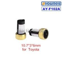 200pcs/set good quality  micro basket  fuel injector filter FOR TOYOTA CAR  ASNU003(10.7*6*3mm,AY-F102A)