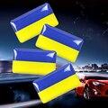 Car-styling Deporte Rueda 3D Badge Emblem Sticker Calcomanías Logo Para mazda mazda 2 mazda 3 mazda 6 M5 cx 5 El coche pegatinas