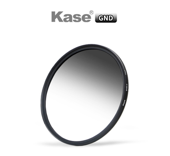 Kase  40.5mm/43-52/55/58/62/67/72/7782mm Multi-coated MC HD Soft Graduated Neutral Density Filter GND 0.9/GND 1.2 Optical Glass