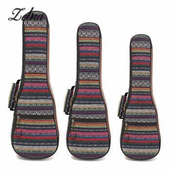 Zebra 21 23 26 inch padded cotton folk portable bass guitar gig bag font b ukulele.jpg 350x350