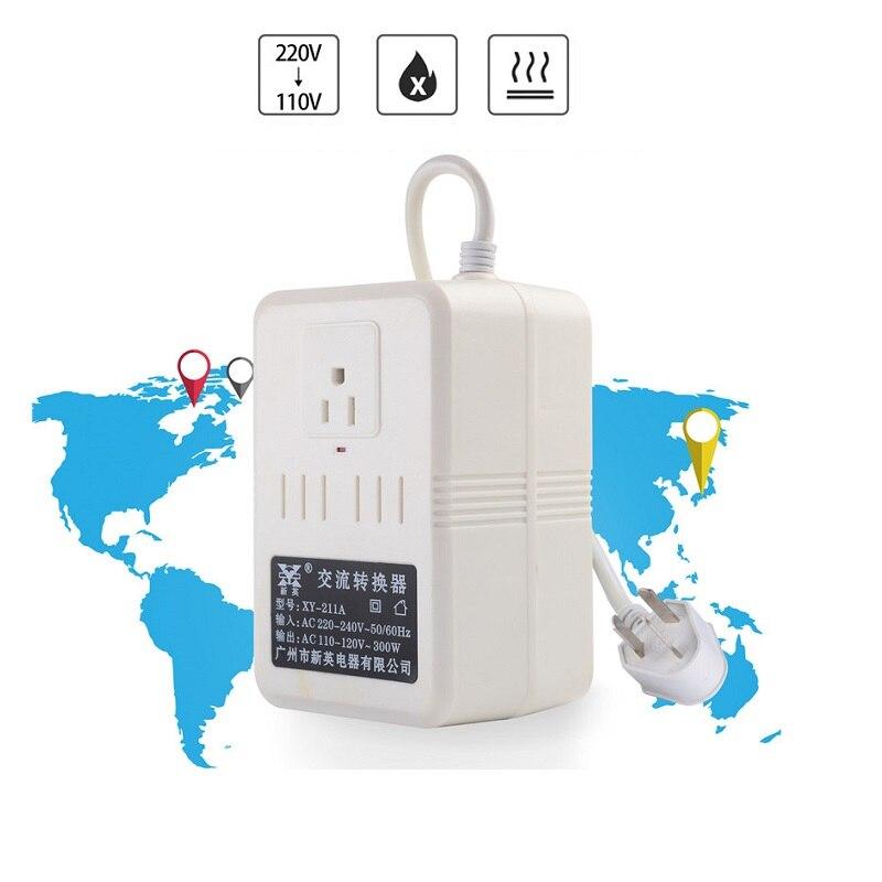 Prise AU AU convertisseur de puissance de transformateur de prise AU 220V à 110V adaptateur électrique japonais américain transformateur Intelligent