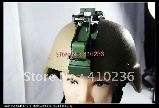 Venta al por mayor Freeshipping Night Vision stent Tactical Helmet - Ropa deportiva y accesorios