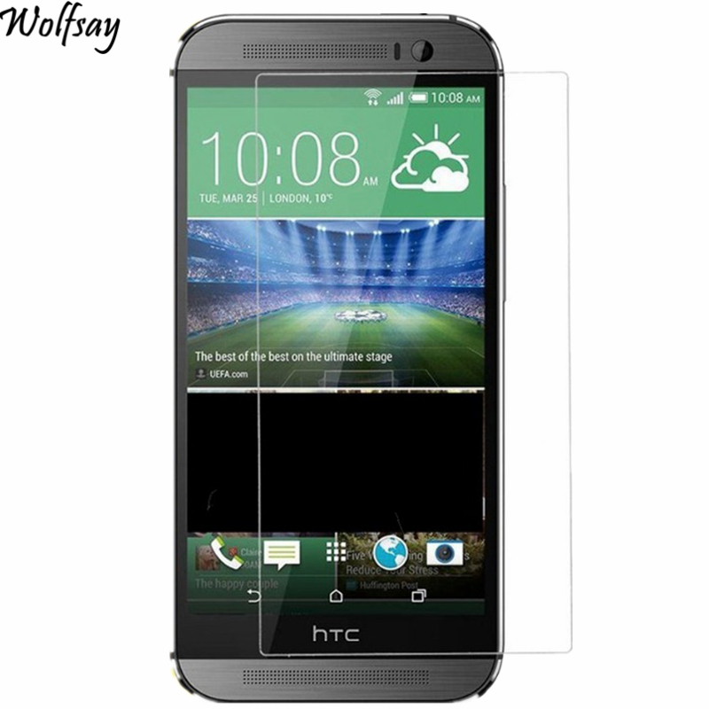 2pcs For Glass HTC One M8 Tempered Glass For HTC One M8 Screen Protector For HTC M8 Protective Film M 8 Wolfsay2pcs For Glass HTC One M8 Tempered Glass For HTC One M8 Screen Protector For HTC M8 Protective Film M 8 Wolfsay