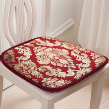 купить High Quality Fashion Dining Chair Cushion Thickening cushion unpick winter chair pad stool seat mat  по цене 1046.07 рублей