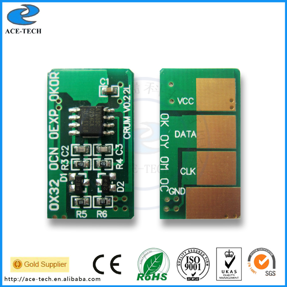 Compatible for xerox 3200 mfp 113R00730 toner cartridge reset printer chip hot selling products-in Cartridge Chip from Computer & Office