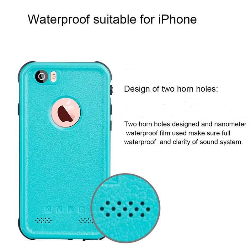 Waterproof case for iphone 5 5s SE (131)