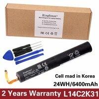 Korea Cell KingSener L14C2K31 Battery For LENOVO YOGA Tablet 2 830L 2 830LC 2 830F 2