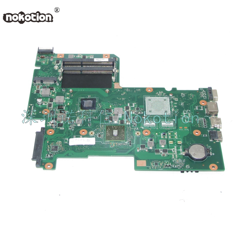 NOKOTION MBRL60P004 AAB70 Laptop Motherboard for Acer Aspire 7250 CPU 08N1-0NWJ00 onboard Mainboard works laptop palmrest for acer as5940 5940g 5942 5942g 60 pfq02 001 ap09z000400