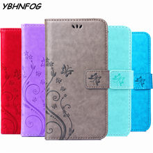 S8 S9 S10e S5 S6 S7 PU Leather Phone Case Wallet Cover For Samsung Galaxy A3 A5 J3 J5 2017 A6 A7 A8 J4 J6 2018 Flip Stand Case(China)