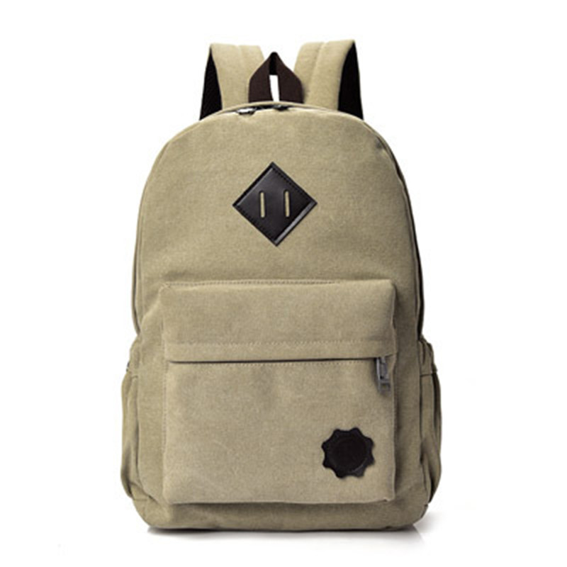 2018 Men Male Canvas Backpack College Student School Backpack Bags for Teenagers Vintage Mochila Casual Rucksack Travel Daypack casual women backpack female canvas backpack college student school bags for teenagers vintage shoulder bag travel daypack