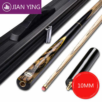 Jianying Billiard Club Small Head black 8 British snooker Billiard Cue Set Octave Single Hand Club Pool Cue Biljard Accessoires - DISCOUNT ITEM  27% OFF Sports & Entertainment
