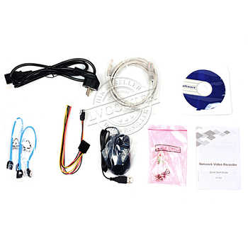 DHL Dahua Original NVR5216-16P-4kS2 NVR5232-16P-4kS2 16/32CH 12MP 1U 16PoE 4K&H265 Lite Network Video Recorder NVR5216-16P-4KS2E