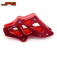 Motorcycle CNC Chain Guide Guard Protection For HONDA CR125R CR250R CRF450X 2005 2007 CRF250R CRF450R 2005 2006 CRF250X 2006