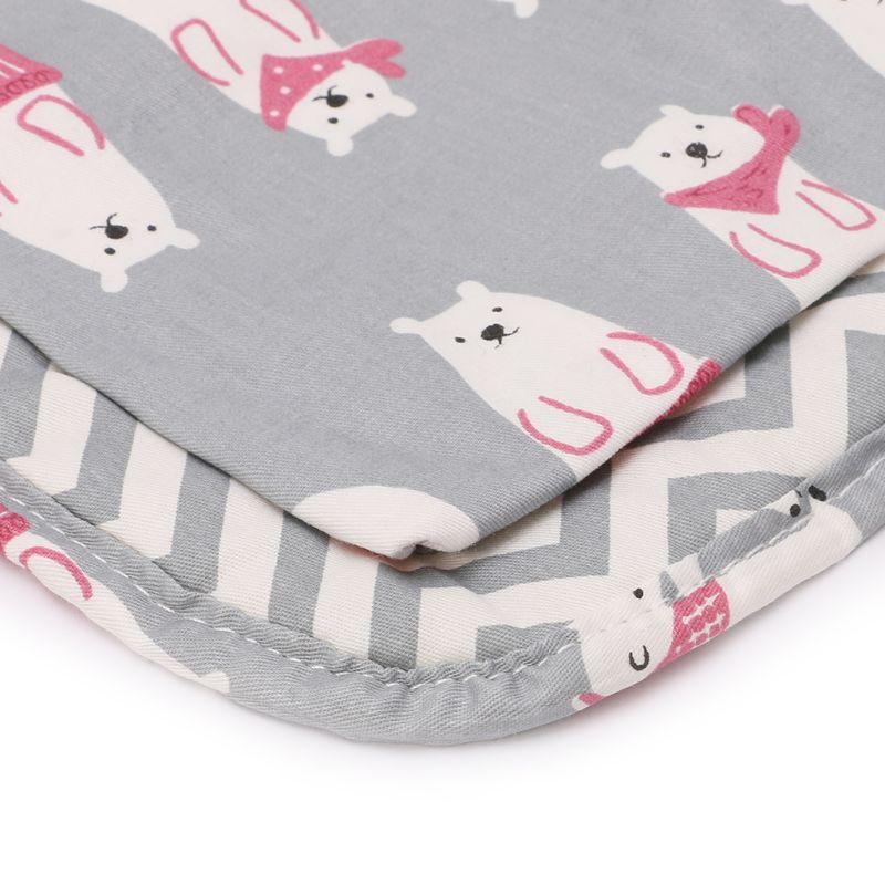 Baby Stroller Organizer Bag Hanging Multi Functional Portable Bottle Nipple Pacifier Storage Bed Bags Newborn Supplies Nursing