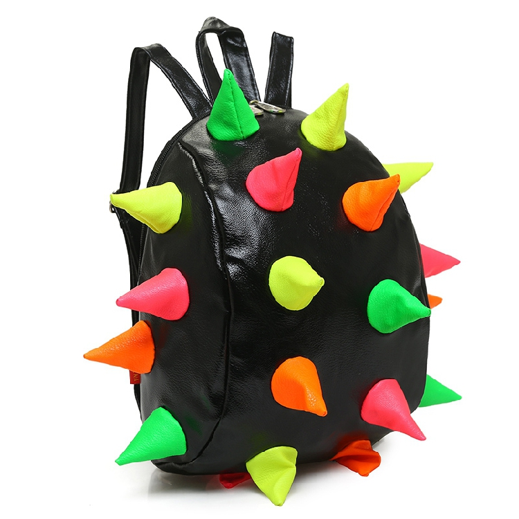 New Popular  Cool  Hedgehog Animal Baby Boys Backpack  Girls School Bags Kids Bookbag For 1-15 years old children  funny 3d animal backpack cute puppy pet school backpack boys girls school bags children bookbag kids daily backpack for teens