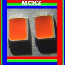 1000pcs/lot SMD LED 2835 lamp beads highlight 0.2W 3V-3.6V red light-emitting diode 615nm