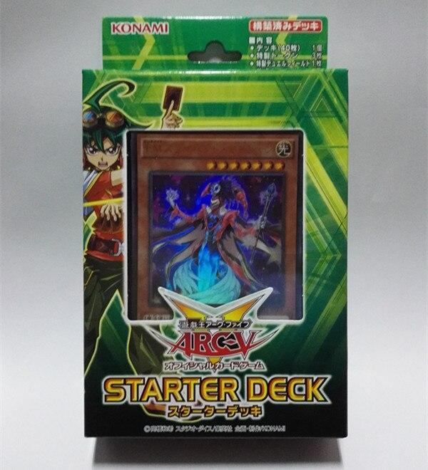 Yu Gi Oh  Original ARC-V STARTER DECK 2016 (ST16) Japanese