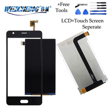 WEICHENG For Doogee X20 LCD Display and Touch Screen Assembly Mobile Ph