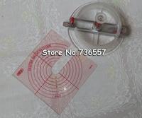 Adjustable Metal Circle Cutter Circular Cutter Device Adjustive Tangential Circles Japan Import Cyclotomic Tool