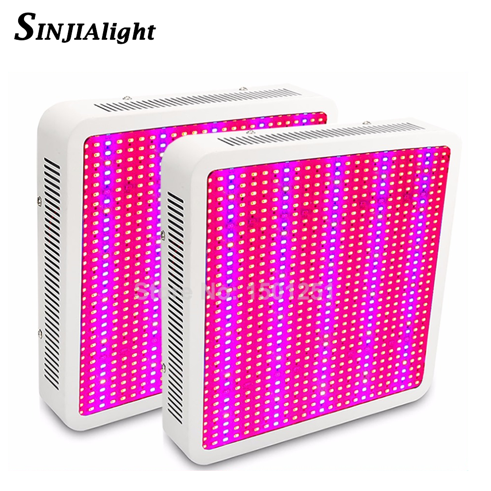 2pcs 200W~800W Full Spectrum hydroponic led grow light for greenhouse grow tent growing lamp indoor led plant lights Wholesale led grow light 450w greenhouse lighting plant growing led lights lamp hydroponic indoor grow tent high par value double chips