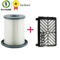 2pcs Lot Vacuum Cleaner HEPA Filters 12cm Filter Element For Philips FC8720 FC8724 FC8732 FC8734 FC8736
