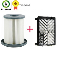 2pcs Lot Vacuum Cleaner HEPA Filters 12cm Filter Element For Philips FC8720 FC8724 FC8732 FC8734 FC8736