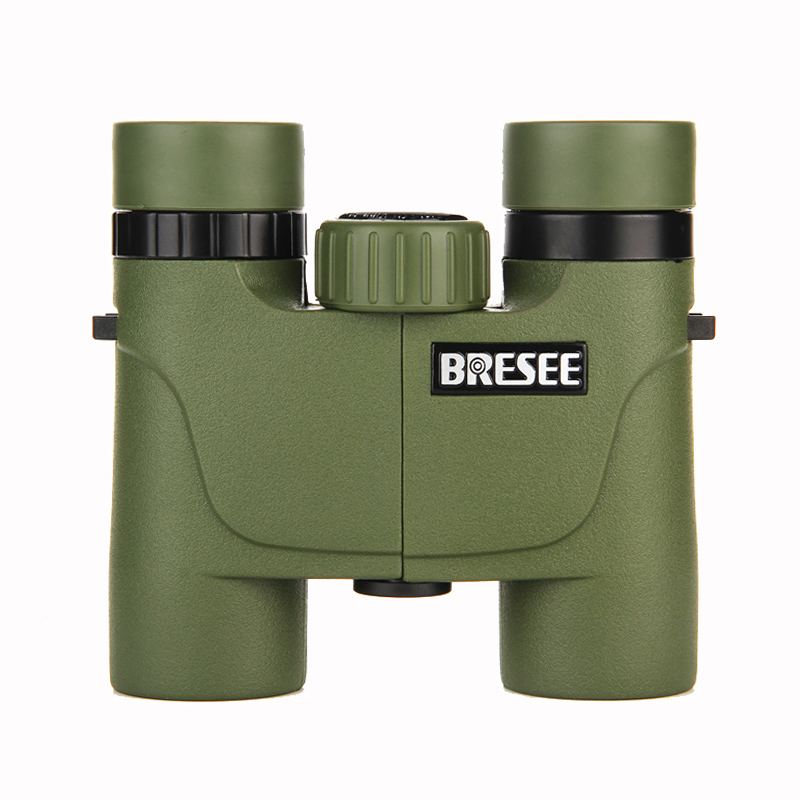 Waterproof Binoculars 10x26 Telescope Pocket Zoom Powerful Hunting Long-Range HD BRESEE
