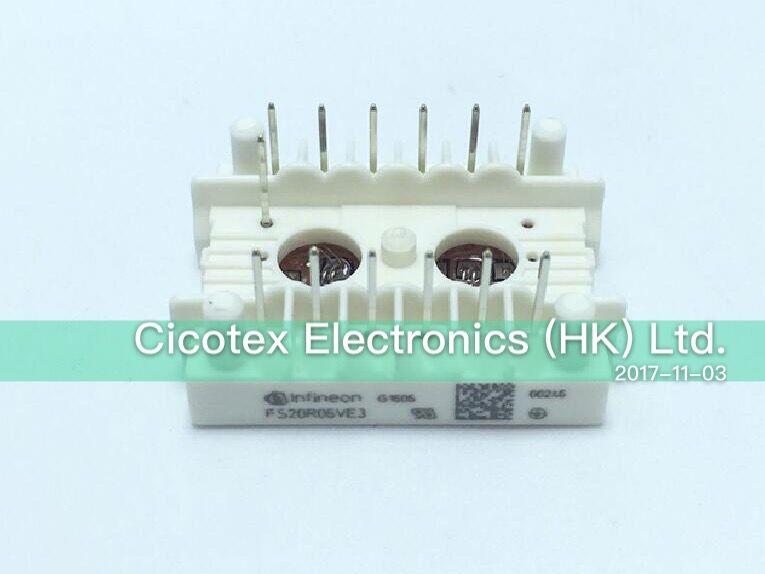 FS20R06VE3 IGBT MODULE VCES 600V 20A FS20R06VE3BOMA1 POWER MODULES FS20R06VE3B2BOMA1FS20R06VE3 IGBT MODULE VCES 600V 20A FS20R06VE3BOMA1 POWER MODULES FS20R06VE3B2BOMA1