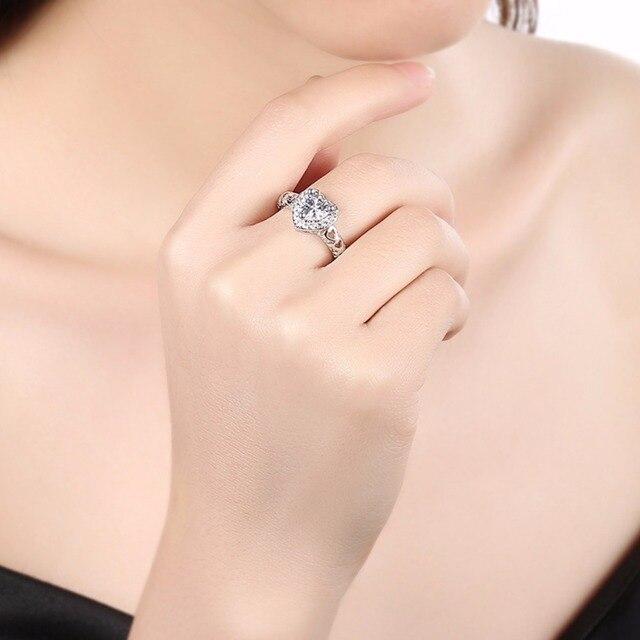 2020 красивые модные свадебные кольца серебряного цвета для фотография