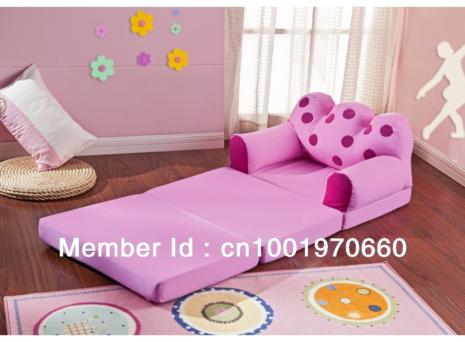 Princess Flip Open Sofa In Children Chairs From Furniture On Aliexpress.com  | Alibaba Group