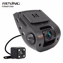 Rexing V1P, High Quality, Full HD 1080P With Rear Camera ,Car Dvr Camera Dash Cam, WDR, Night Vision