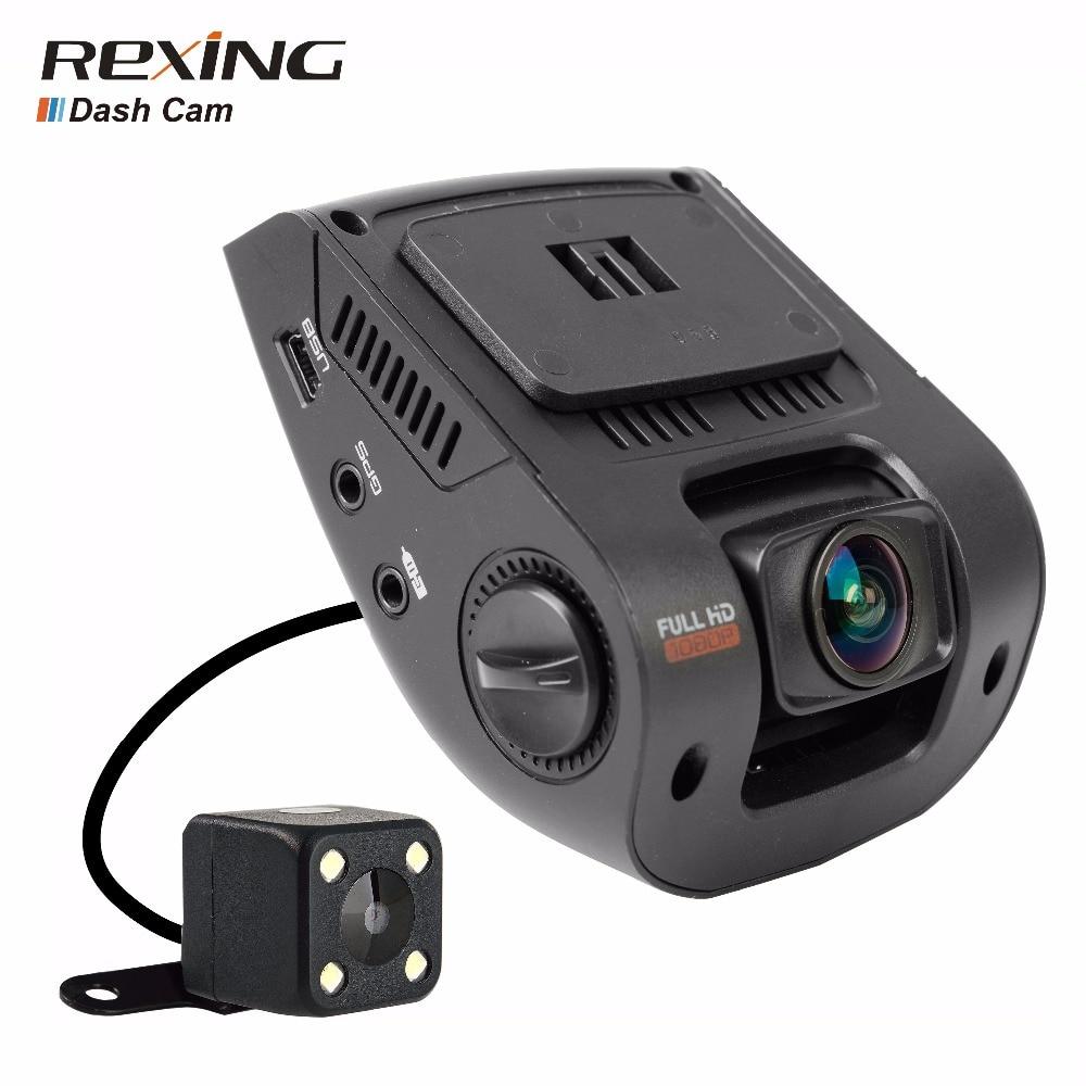 Rexing V1P, Yüksək keyfiyyət, Tam HD 1080P Arxa Kamera, Avtomobil - Avtomobil elektronikası - Fotoqrafiya 1
