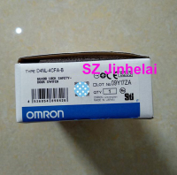 OMRON D4NL 4CFA B Authentic original GUARD LOCK SAFETY DOOR SWITCH
