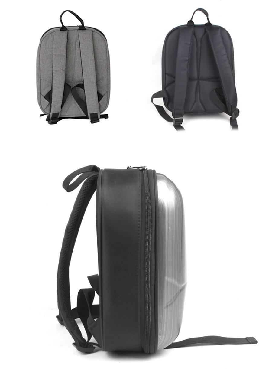 Mini Hardshell Shoulder Backpack Waterproof Bag Carrying Case for DJI MAVIC PRO