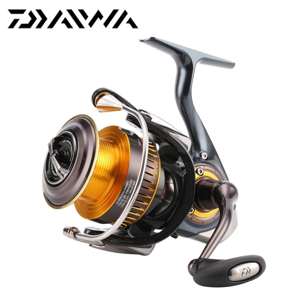 Original DAIWA CERTATE HD3500H HD4000H Mag Sealed Saltwater Spinning Fishing Reel 9BB 405g 8kg 5 7