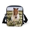 Forudesigns diseñador mujeres de los hombres bolsas de mensajero crazy horse impresión muchachas del bolso de hombro cruz body bag messenger bag para la mujer