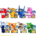 Superwings Deformation Toys 8 Styles Super Wings Plane Airplane Robot Action Figure Toys For Children 5CM*7CM